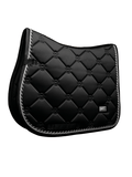 Equestrian Stockholm Jumping Saddle Pad Black Edition