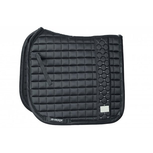 SD Design De Luxe Dressage Saddle Pad Moonless Night