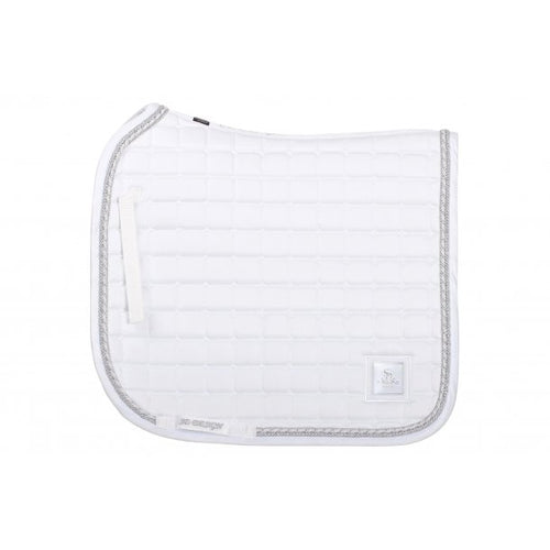 SD Design Show Dressage Saddle Pad White