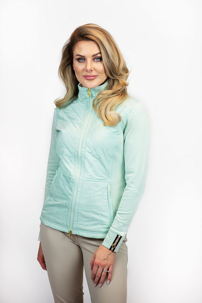 PS of Sweden Annika Jacket Mint Green