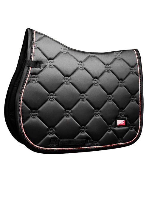 Equestrian Stockholm Jumping Saddle Pad Dark Sky