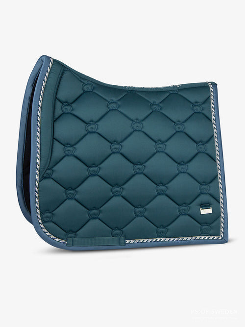 PS of Sweden Dressage Saddle Pad Petrol