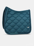 PS of Sweden Ruffle Dressage Saddle Pad Petrol