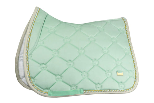 PS of Sweden Jumping Saddle Pad Mint Green