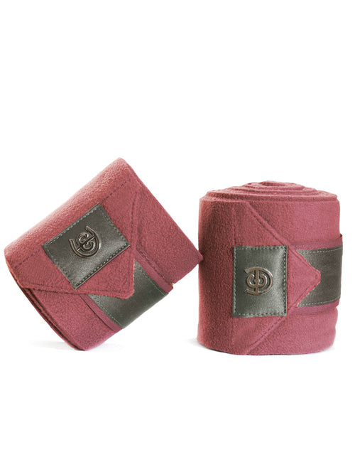 Equestrian Stockholm Bandages Rose Breeze