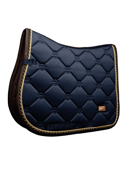 Equestrian Stockholm Jumping Saddle Pad Royal Classic