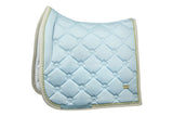 PS of Sweden Dressage Saddle Pad Sky Blue
