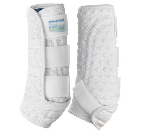 Equilibrium Stretch & Flex Support Boots White