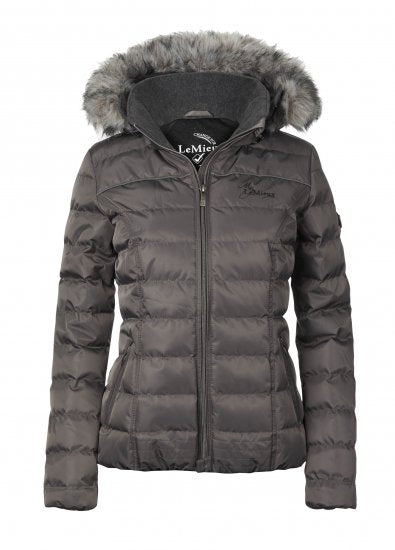 LeMieux Winter Jacket Grey PREORDER