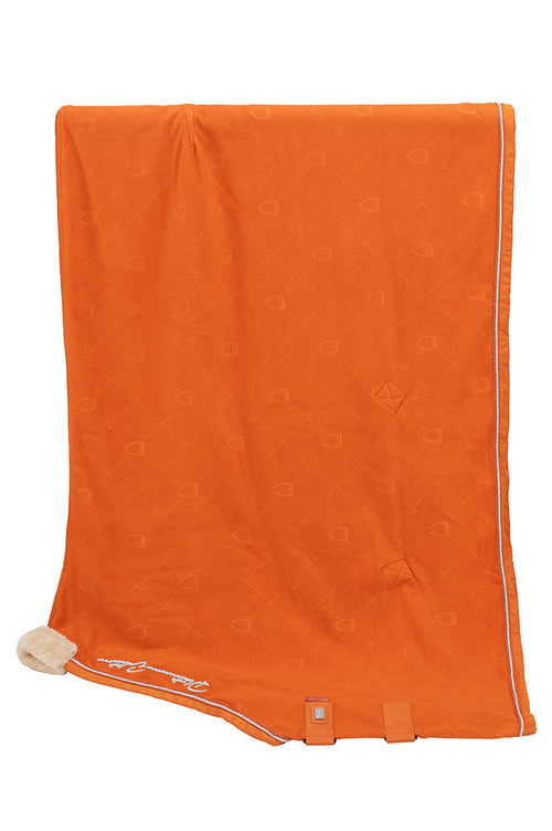 Eskadron Platinum 2019 Fleece Stamp Rug Vermillion Orange