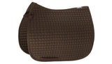 Eskadron Cotton Saddle Pad Dark Brown