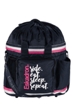 Eskadron Ride • Eat • Sleep • Repeat Accessory Bag Navy PREORDER