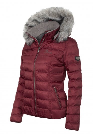 LeMieux Winter Jacket Mulberry PREORDER