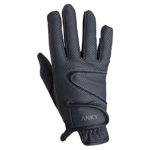 ANKY Riding Gloves Blue Bird