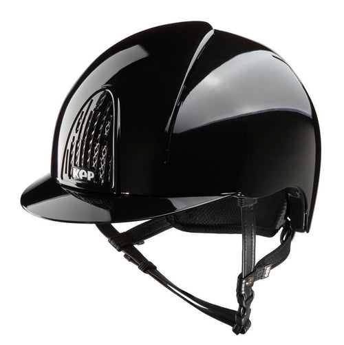 KEP Smart Polish Helmet Black