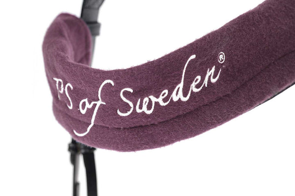 PS of Sweden Browband Cover Wine