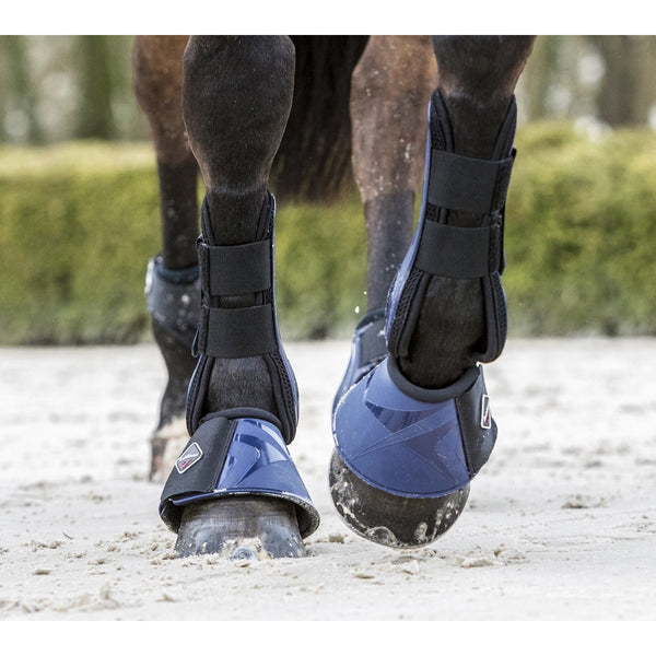 LeMieux ProShell Over Reach Boots Navy