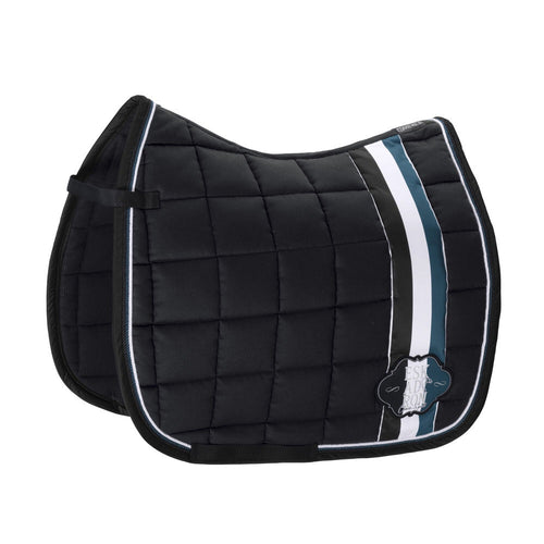 Eskadron Classic Sports Cotton Big Square Saddle Pad Caviar