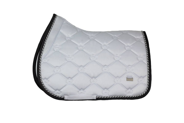 PS of Sweden Jumping Saddle Pad Winning Round