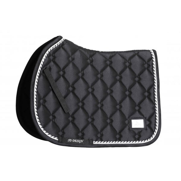 SD Design Gem Jumping Saddle Pad Onyx