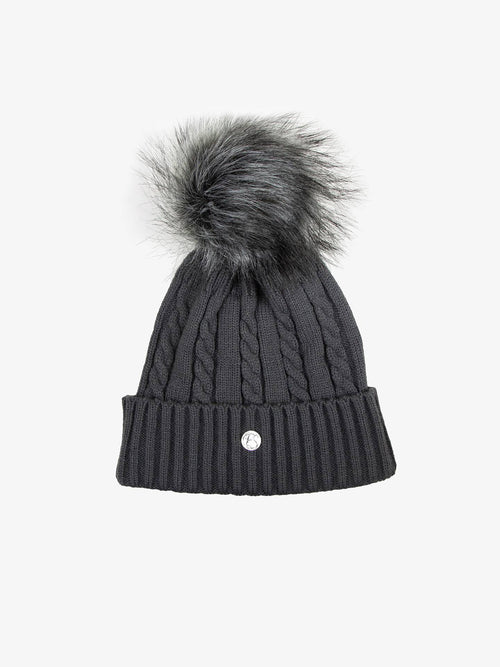 PS of Sweden Samantha Knitted Beanie Anthracite