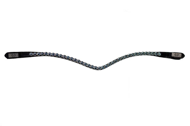 PS of Sweden Browband Big Indian Sapphire