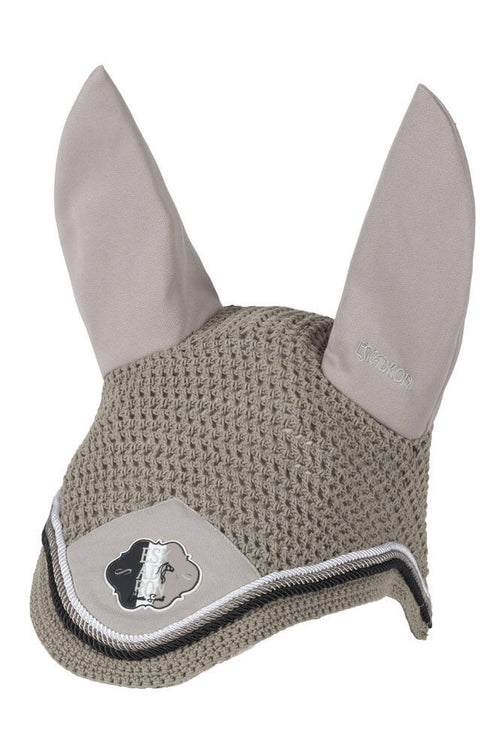 Eskadron Classic Sports Artwork Ear Bonnet Soft Grey