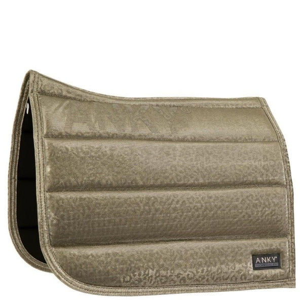 ANKY FW20 Dressage Saddle Pad Gold