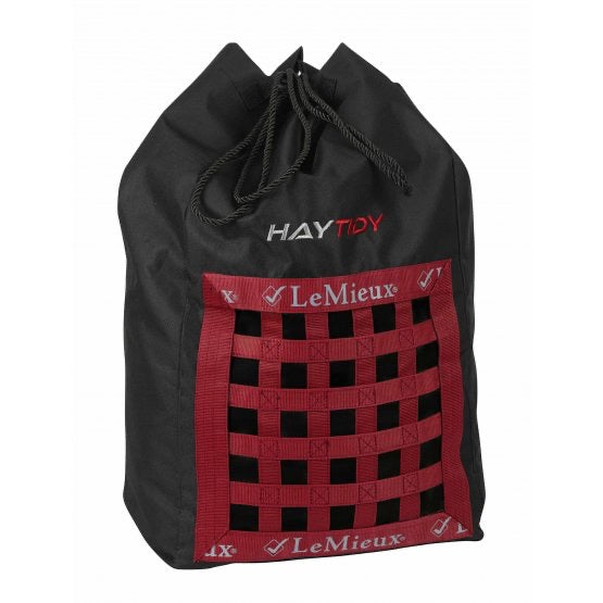 LeMieux ShowKit Hay Tidy Bag Black