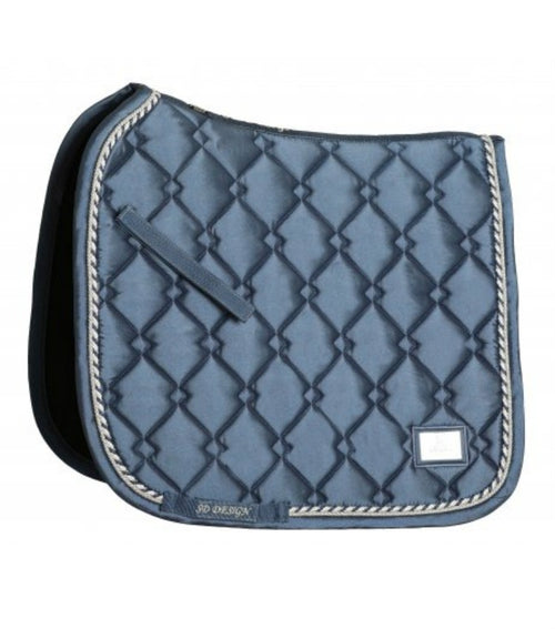 SD Design Gem Dressage Saddle Pad Sapphire