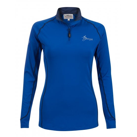 LeMieux Base Layer Benetton Blue