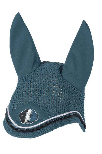 Eskadron Classic Sports Artwork Ear Bonnet Teal Blue