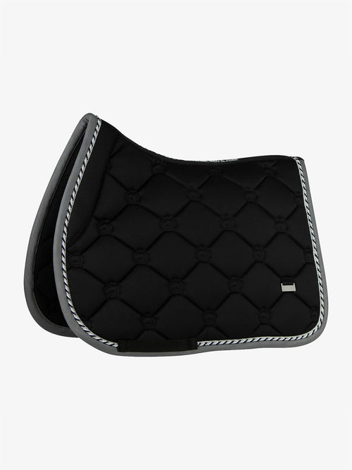 PS of Sweden Jumping Saddle Pad Black