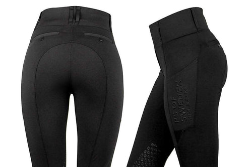 PS of Sweden Alicia Riding Tights Onyx