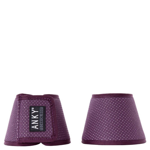 ANKY Bell Boots Purple