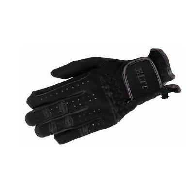 ELT Microfibre Action Gloves Black