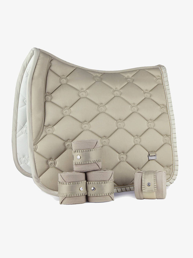 PS of Sweden Saddle Pad & Bandages Creme de la Creme
