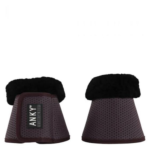 ANKY Sheepskin Bell Boots Pheasant