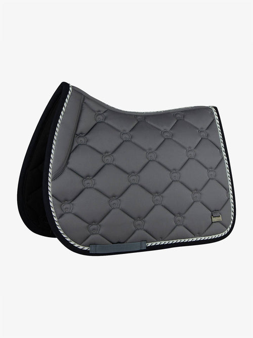 PS of Sweden Jumping Saddle Pad Anthracite