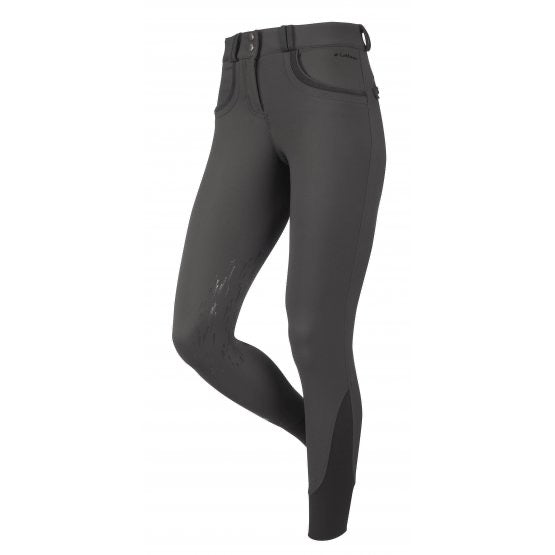LeMieux Amara Breeches Knee Grip Grey