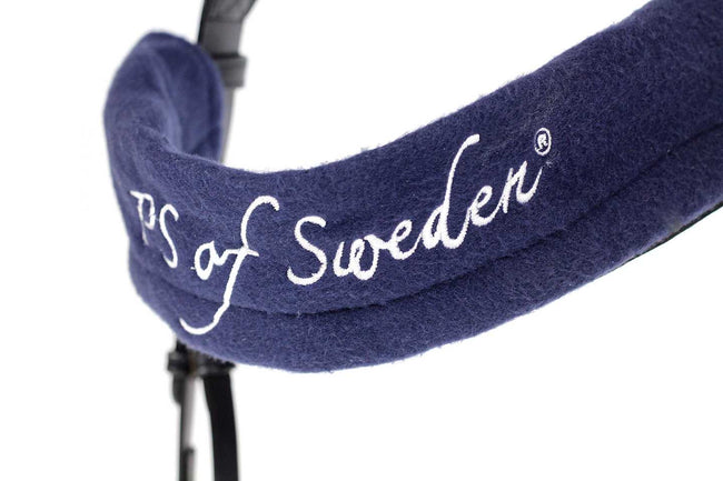 PS of Sweden Browband Cover Deep Sapphire