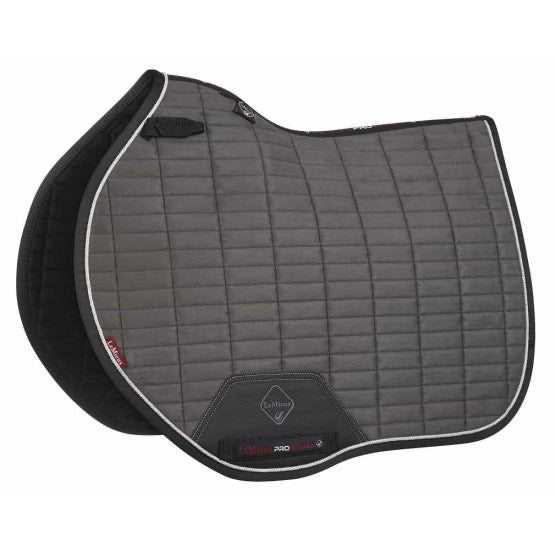 LeMieux EuroJump Saddle Pad Grey