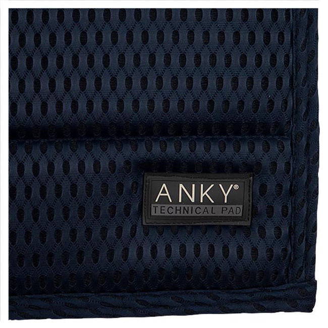 ANKY Limited Edition Air Stream Dressage Saddle Pad Navy