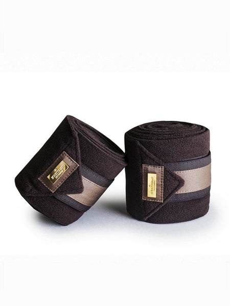 Equestrian Stockholm Bandages Golden Brown