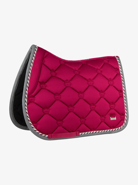 PS of Sweden Jumping Saddle Pad Scarlet
