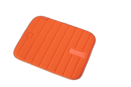 Eskadron Platinum 2019 Bandage Pads Vermillion Orange