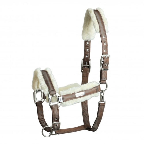 SD Design Gem Headcollar Smokey Quartz