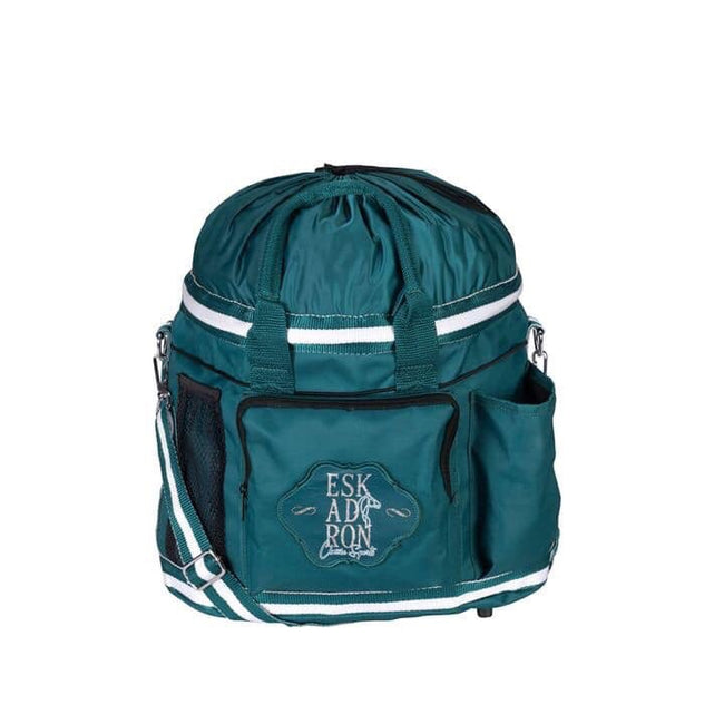 Eskadron Classic Sports Accessory Bag Teal Blue
