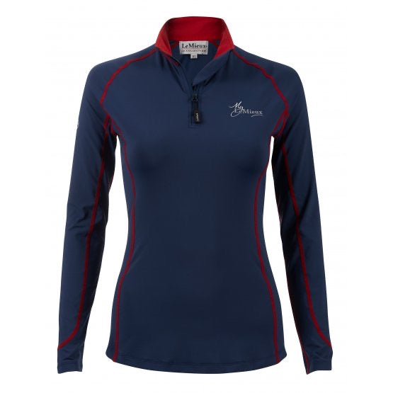 LeMieux Base Layer Navy