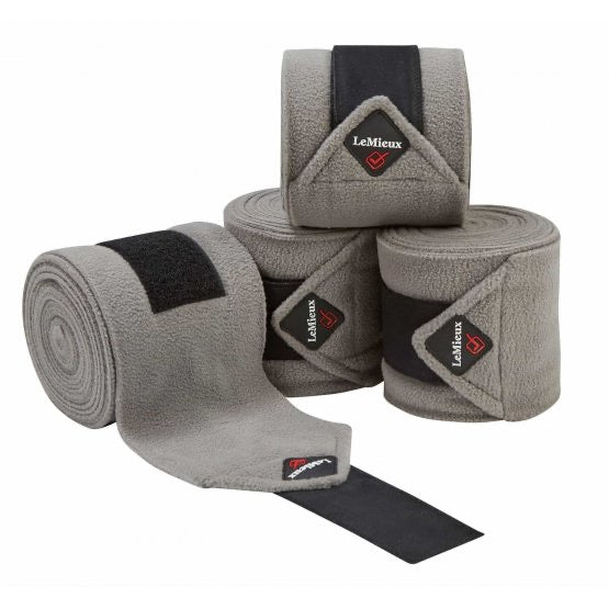 LeMieux Luxury Bandages Grey
